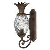 Plantation Wall Lantern in Copper Bronze