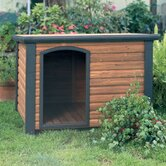 ProConcepts K-9 Lodge Dog House in Cedar