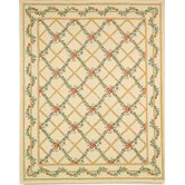 Chelsea Ivory French Trellis Rug