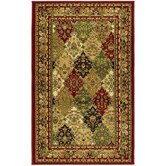 Lyndhurst Multi/Red Rug
