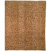 Tibetan Leopard Print Rug