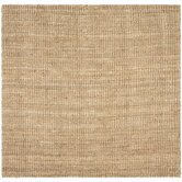 Natural Fiber Natural Rug