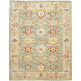 Heritage Light Blue/Ivory Rug