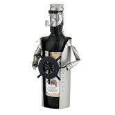 Ship's Captain Wine Bottle Buddy