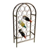 27 Bottle Wine Rack