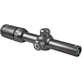 1.5-4.5x20, Tactical Riflescope, Black Matte, 1&quot;, with 5/8&quot; Rings, Mil-Dot