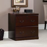 Heritage Hill Lateral File Cabinet in Classic Cherry