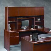 Cornerstone Executive Desk with Hutch