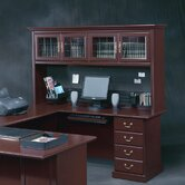 Heritage Hill 41.5&quot; H x 72.5&quot; W Desk Hutch