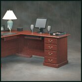 Heritage Hill 30&quot; H x 47.5&quot; W Reversible Desk Return