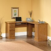 Orchard Hills Corner Computer Desk