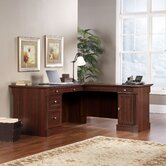 Palladia Office Desk with Locking Drawer