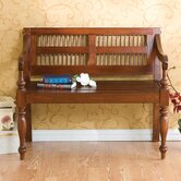 Mason Classic Wood Bench