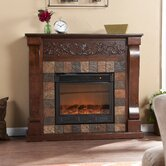 Belgrave Slate Electric Fireplace