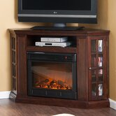 "Bismark 50"" TV Stand with Electric Fireplace"