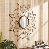 Defour Decorative Wall Mirror