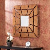 Rutland Burst Decorative Wall Mirror