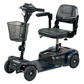 Phoenix 4 Wheel Compact Portable Travel Power Scooter