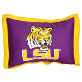 Louisiana State University Printed Pillow Sham
