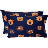 Auburn Tigers Pillow Case Set