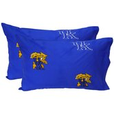 Kentucky Wildcats Pillow Case Set