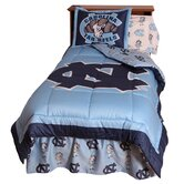 University of North Carolina Comforter Series