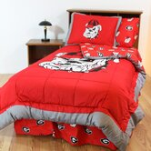 Georgia Bed in a Bag with Team Colored Sheets