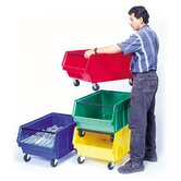 Mobile Magnum Bin
