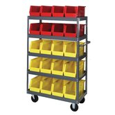 18&quot; Shelf Truck with Bins