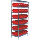 Quantum Storage Shelving Systems