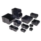 Conductive Ultra Series Bin (3&quot; H x 4 1/8&quot; W x 5 3/8&quot; D)