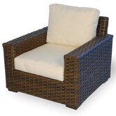 Contempo Fabric Lounge Chair
