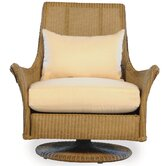 Fusion Hi-Back Swivel Rocker Chair with Cushion