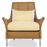 Fusion Hi-Back Lounge Chair with Cushion