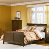 Bordeaux Sleigh Bed