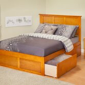 Urban Lifestyle Madison Bed with Bed Drawers Set