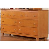 Miami 7 Drawer Dresser