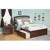 Urban Lifestyle Richmond Bed with Bed Drawers Set