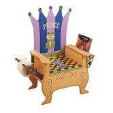 Potty Prince Themed Kid's Novelty Chair