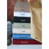 800 Thread Count Egyptian Cotton Solid Sheet Set