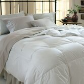 Down Alternative White Comforter
