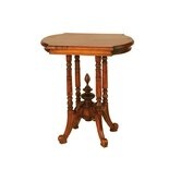 Village Lamp Table in Mahogany
