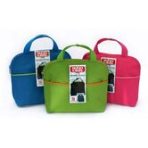 Maxicool 4 Bottle Cooler Bag in Blue / Green