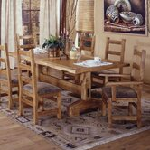 Lodge 100 7 Piece Dining Set