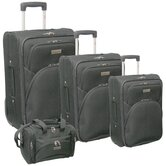 Light Weight 4 Piece Luggage Set