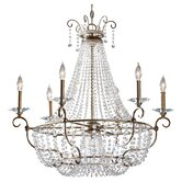 Dutchess 6 Light Chandelier