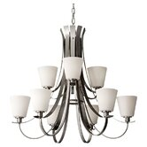 Spectra 9 Light Chandelier