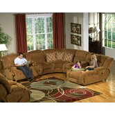 Enterprise Reclining Sectional