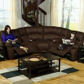 Compass Modular Reclining Sectional