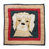 Fido Dog Toss Pillow